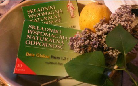 beta glukan opinie, działanie, właściwości, na odporność, cena